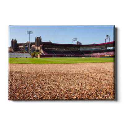 Florida State Seminoles - Spring and Fall - College Wall Art #Canvas