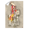 Florida State Seminole Osceola Watercolor #Wall Decal