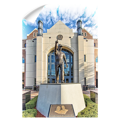 Florida State Seminoles - Akers Plaza - College Wall Art #Wall Decal
