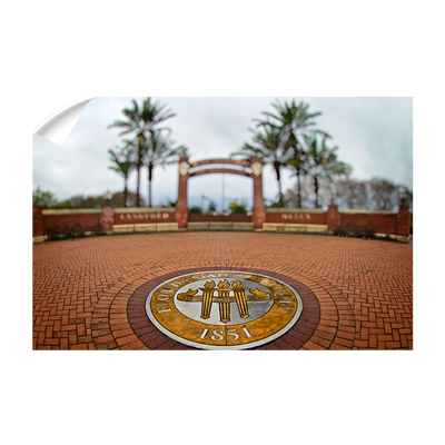 Florida State Seminoles - FSU 1851 - College Wall Art #Wall Decal