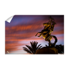 Florida State Seminoles - Osceola Last Light -College Wall Art #Wall Decal