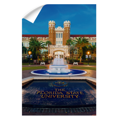 Florida State Seminoles - The Florida State University - College Wall Art #Wall Decal