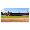 Florida State Seminoles - Dick Howser Stadium Pano - College Wall Art #Wall Decal