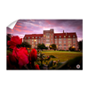 Florida State Seminoles - Red Sunrise Over Landis - College Wall Art #Wall Decal