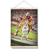 Florida State Seminoles - Florida State Osceola Spear - College Wall Art #Hanging Canvas