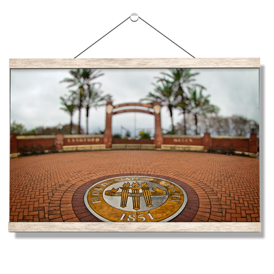 Florida State Seminoles - FSU 1851 - College Wall Art #Hanging Canvas