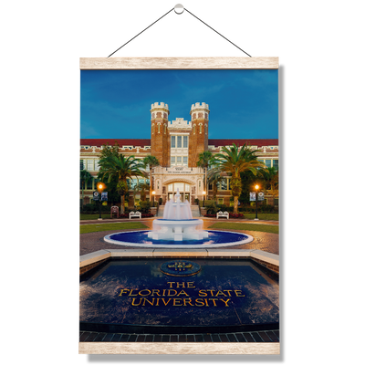 Florida State Seminoles - The Florida State University - College Wall Art #Hanging Canvas