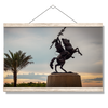 Florida State Seminoles - Unconquered Sunset Skies - College Wall Art #Hanging Canvas