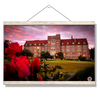 Florida State Seminoles - Red Sunrise Over Landis - College Wall Art #Hanging Canvas