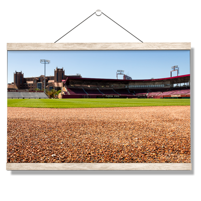 Florida State Seminoles - Spring and Fall - College Wall Art #Hanging Canvas