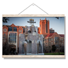 Florida State Seminoles - Tallahassee Winter - College Wall Art #Hanging Canvas