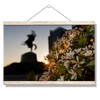 Florida State Seminoles - Unconquered Sunset - College Wall Art #Hanging Canvas
