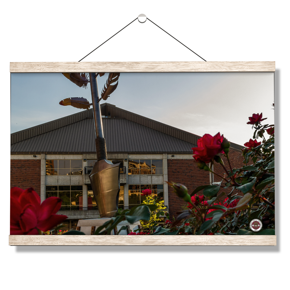 Florida State Seminoles - The Tuck Spear - College Wall Art #Canvas
