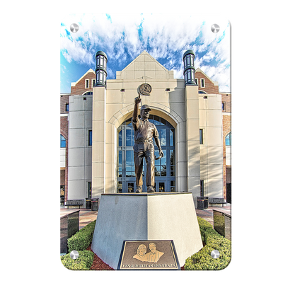 Florida State Seminoles - Akers Plaza - College Wall Art #Metal