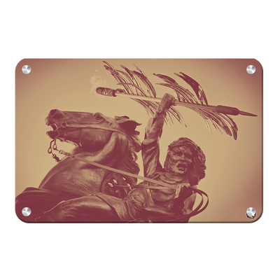Florida State Seminoles - Unconquered - College Wall Art #Metal