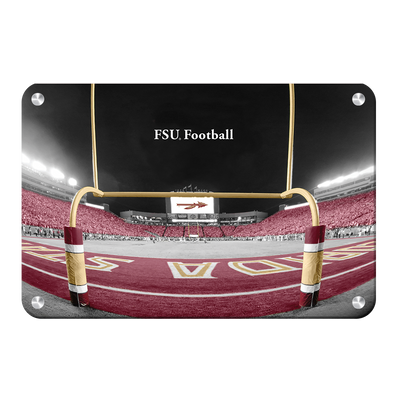 Florida State Seminoles - FSU Football -College Wall Art #Metal