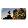 Florida State Seminoles - Unconquered Sunset Pano - College Wall Art #Metal