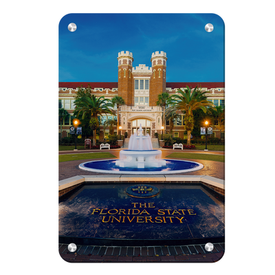 Florida State Seminoles - The Florida State University - College Wall Art #Metal