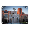 Florida State Seminoles - Tallahassee Winter - College Wall Art #Metal