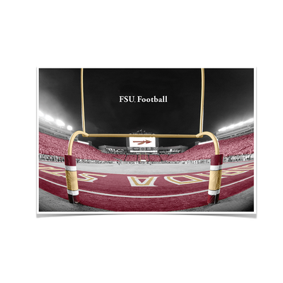 Florida State Seminoles - FSU Football -College Wall Art #Poster