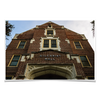 Florida State Seminoles - Gilchrist Hall - College Wall Art #Poster