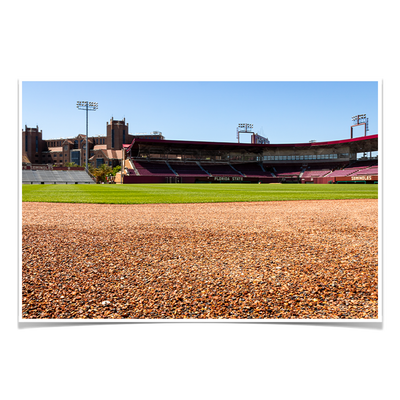 Florida State Seminoles - Spring and Fall - College Wall Art #Poster