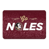Florida State Seminoles - Go Noles - College Wall Art #PVC