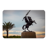 Florida State Seminoles - Unconquered Sunset Skies- College Wall  Art #PVC