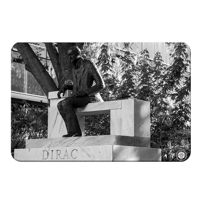 Florida State Seminoles - Dirac Deep in Thought - College Wall Art #PVC