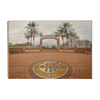 Florida State Seminoles - FSU 1851 - College Wall Art #Wood