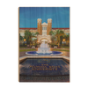 Florida State Seminoles - The Florida State University - College Wall Art #Wood