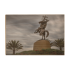 Florida State Seminoles - Unconquered Stormy Skies - College Wall Art #Wood