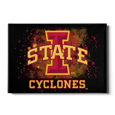 Iowa State Cyclones - Iowa State Cyclones - College Wall Art #Canvas