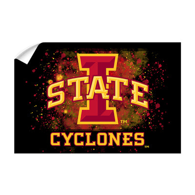 Iowa State Cyclones - Iowa State Cyclones - College Wall Art #Wall Decal