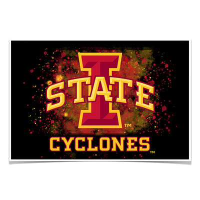 Iowa State Cyclones - Iowa State Cyclones - College Wall Art #Poster