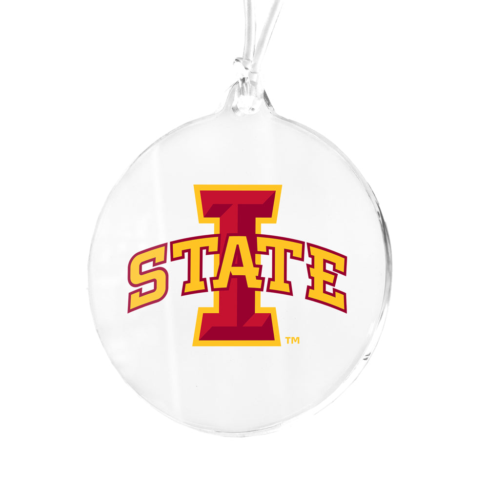 Iowa State Cyclones - Iowa State Logo Bag Tag & Ornament
