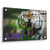 LSU Tigers - Mike the Tiger - College Wall Art #Canvas