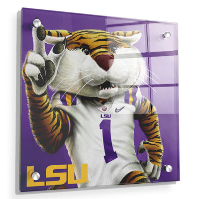 LSU Tigers - LSU Mike #Acrylic