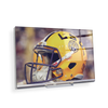 LSU Tigers - Tiger Helmet - College Wall Art #Acrylic Mini