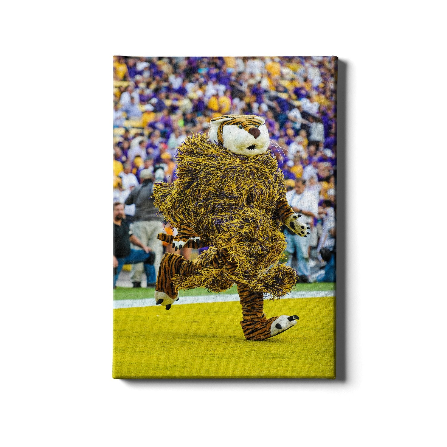 LSU Tigers - LSU - Baby #Canvas