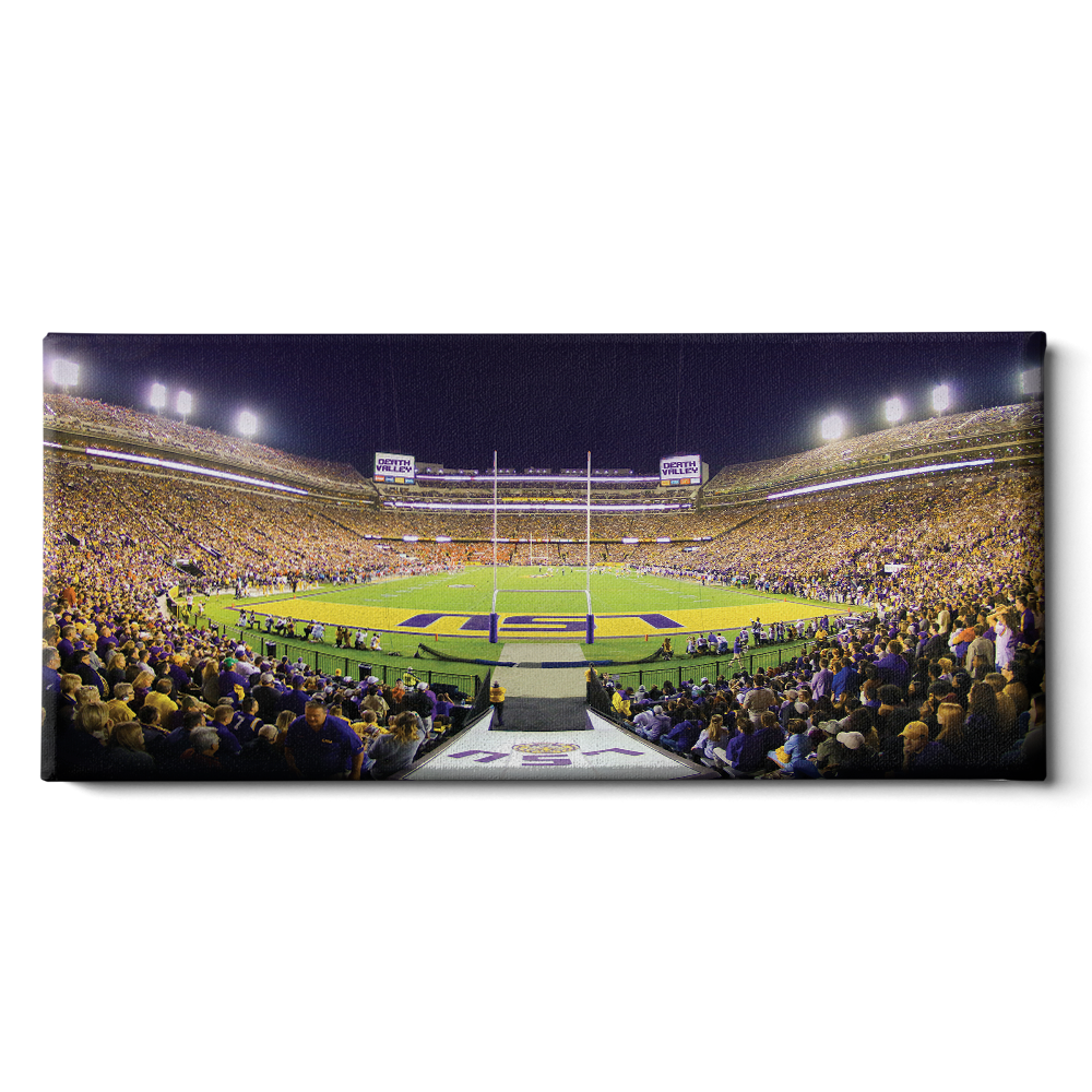 LSU Tigers - Death Valley Pano