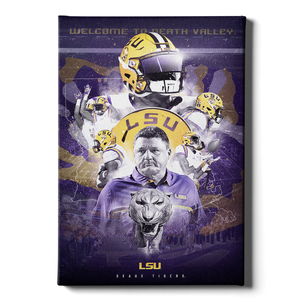 LSU Tigers - This is LSU #Canvas