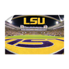 LSU Tigers - Death Valley - College Wall Art #Wall Decal