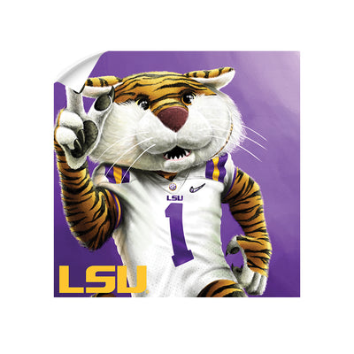 LSU Tigers - LSU Mike #Wall Decal