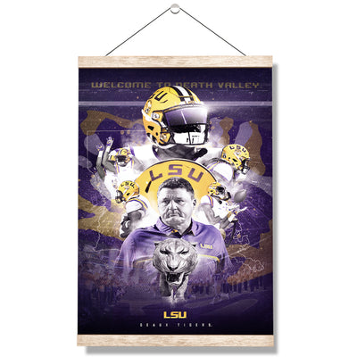 LSU Tigers - This is LSU #Hanging Canvas