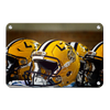 LSU Tigers - LSU Helmets - College Wall Art #Metal