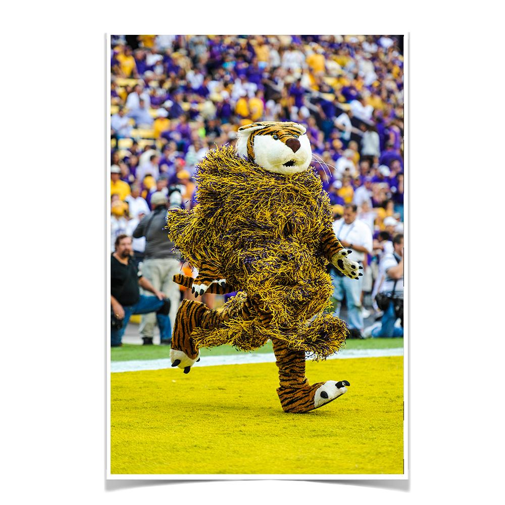 LSU Tigers - LSU Baby - College Wall Art #Canvas
