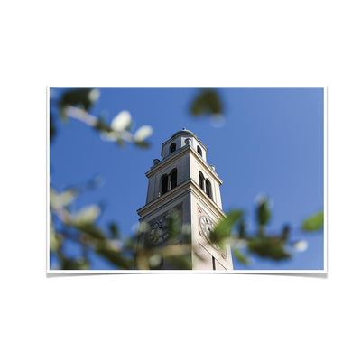 LSU Tigers - Tower Thru the Trees #Poster