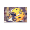 LSU Tigers - Tiger Helmet - College Wall Art #Poster