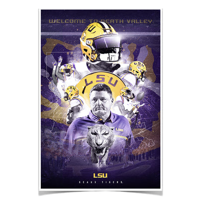 LSU Tigers - This is LSU #Photo Poster